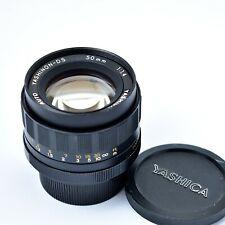 Obiettivo Yashica Yashinon-DS 50mm f/1.4 inn. a Vite 42x1/M42 (Garanzia 6 mesi)