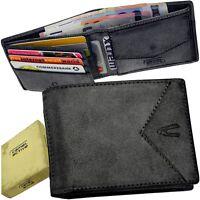 CAMEL ACTIVE kleine small wallet Herren Geldbörse Portemonnaie Geldbeutel Leder