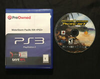 MotorStorm Pacific Rift — Cleaned & Tested! Fast Ship! (PlayStation 3 ps3, 2008)