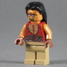 Lego Pirates Caraïbes Figurine Yeoman Zombie des Caraïbes Poc027