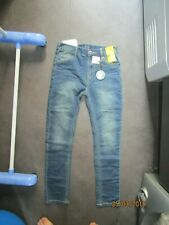 boys boy super skinny jeans blue next age 12 years & keyring brand new with tags
