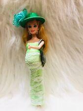 Pregnant Barbie Fashionista doll bundle 1 dresses 1 hat  1 handbag 👀 bargain