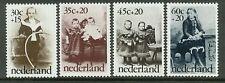 NVPH nr.1059-1062 Kind 1974 postfris (MNH)