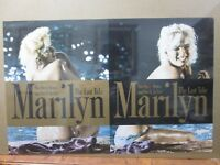 Marilyn Monroe The Last Take poster Hot Girl Peter Harry Brown Inv#G2121