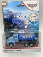 Disney Pixar Cars DELUXE MR. DRIPPY THUNDER HALLOW Blue FREE SHIPPING