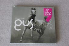 Gus Gus - Arabian Horse CD POLISH RELEASE NEW SEALED