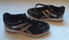 Crivit Sports AGC-PRO Running Trainers Black Orange  UK Size 4