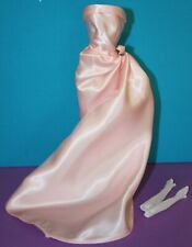1959 Enchanted Evening Vintage Barbie LONG WHITE TRICOT GLOVES Gay Parisienne