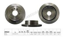 Disc Brake Rotor fits 2007-2009 Suzuki XL-7  BEST BRAKES USA