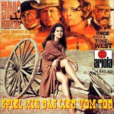 """7"""" ENNIO MORRICONE Spiel mir das Lied vom Tod OST Once Upon A Time In The West"""