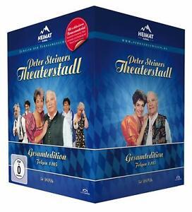 Peter Steiners Theaterstadl - Gesamtedition DVDF, 2018, 54 Discs DV 352562