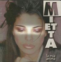 + MUSICASSETTA    MIETTA NUOVA IMBALLATA  - LA MIA ANIMA