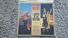 Caterina Valente - I happen to like New York US Vinyl LP