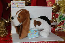 WEBKINZ HOUND DOG.COMES WITH SEALED/UNUSED CODE/TAG-NICE GIFT