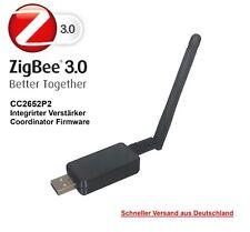 USB Stick CC2652P ZigBee 3.0 Stick + Firmware, einsatzbereit Besser als CC2531