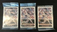 1995 UD Baseball Reggie Jackson Factory Sealed Lot (3) - Gold Auto ebay 1:1