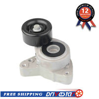 A-Premium Belt Tensioner Assembly Compatible with Honda Civic 2006-2015 HR-V 2016-2018 Acure ILX 2013-2015 1.8L 2.0L