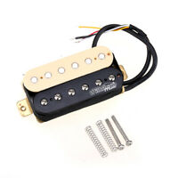 Wilkinson Zebra Vintage Tone Alnico 5 Open Humbucker 52mm Guitar Bridge Pickup