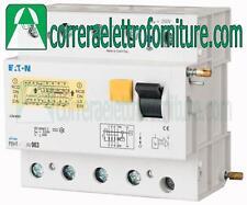 Blocco differenziale 4P 125A 300ma per interruttori PLHT EATON 248809