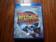 NEW Back To The Future 30th Anniversary Trilogy Blu-ray + Digital HD Ultraviolet