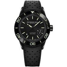 Raymond Weil  2760-SB1-20001 Men's Freelancer  Black Automatic Watch
