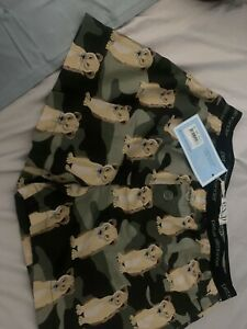 Peter Alexander Boxer Shorts Size M Simba Lion Long Pyjamas New BNWT
