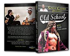 Old School with Tom Prichard DVD, NWA Mid Atlantic WWF WWE SMW Dr. WCW UWF
