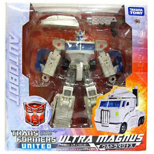 Transformers Takara Henkei United Ultra Magnus Asia Exclusive NEW