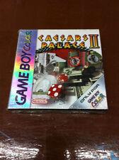Nintendo Game Boy Color - CAESARS PALACE II - NUOVO!!!