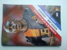 Programm NETHERLANDS - ANDORRA 2012 Q. World Cup Brazil 2014 Nederland Holland