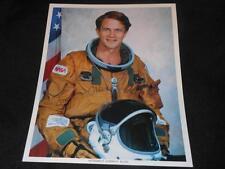 NASA Astronaut Joseph P. Allen Official 8x10 Auto Pen Facimile Sign Photo JB10
