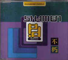 The Shamen-Forever People cd maxi single