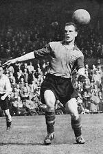 Football Photo>JOHN CHARLES Leeds United 1950s