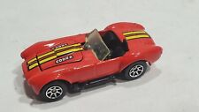 Hot Wheels 1982 RED Classic Cobra