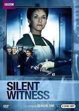 Silent Witness: Season One (DVD, 2014, 2-Disc Set) BBC Crime Drama Series