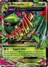 Mega Sceptile EX 8/98 :: Ancient Origins :: Rare Holo ex Mint Pokemon Card
