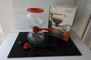 BODUM SANTOS KAFFEEBEREITER Rot in OVP Coffee Maker NEU