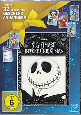 Disney Nightmare Before Christmas (Weihnachts Edition) 2 DVDs