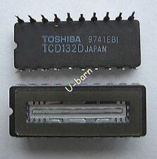 TOSHIBA TCD132D CDIP-22 CCD LINEAR IMAGE SENSOR
