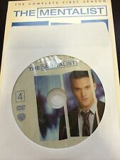 The Mentalist - Season 1, Disc 4 REPLACEMENT DISC (not full season)