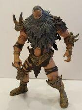 McFarlane Curse of Spawn Zeus Action Figure Loose