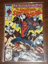 AMAZING SPIDERMAN #322 VOL1 MARVEL COMICS SPIDEY OCTOBER 1989