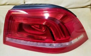 2012-2016 Volkswagen VW EOS LED Tail light Lamp Passenger Right RH OEM