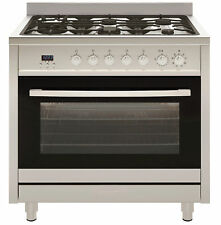 "Euromaid EG90S 35.43"" Dual Fuel Oven"