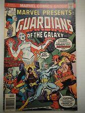 Marvel presents Guardians of the Galaxy Bronze  comic # 7 FINE SMCO1