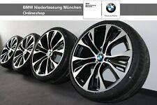 BMW Sommerräder M Performance 599 21 Zoll - X3 X4 F25 F26