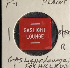 Gaslight Lounge Plains PA good for one beer in trade token♡♤gft867◇