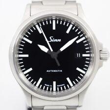 Sinn 556.M  Automatic Stainless Steel Bracelet Case 20 atm Black Watches