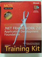 BOOK + 2 CD MICROSOFT .NET FRAMEWORK 2.0 APPLICATION DEVELOPMENT 0735622779