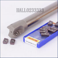 BAP 400R-C25-30-200-2T Indexable milling cutter CNC with APMT1604PDER-H2 1125